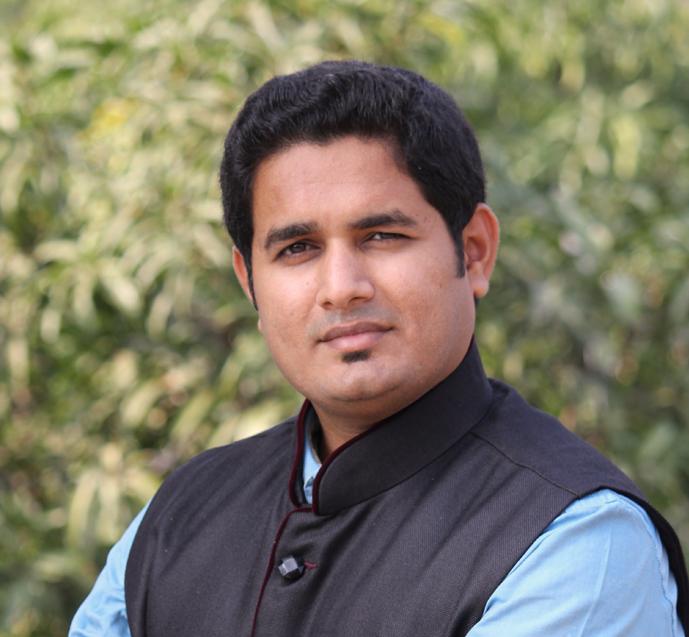 Kiran Bharekar